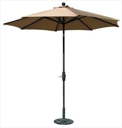 Most Popular Menards Patio Umbrellas Reviews » Erm Csd With Menards Patio Umbrellas (View 10 of 15)