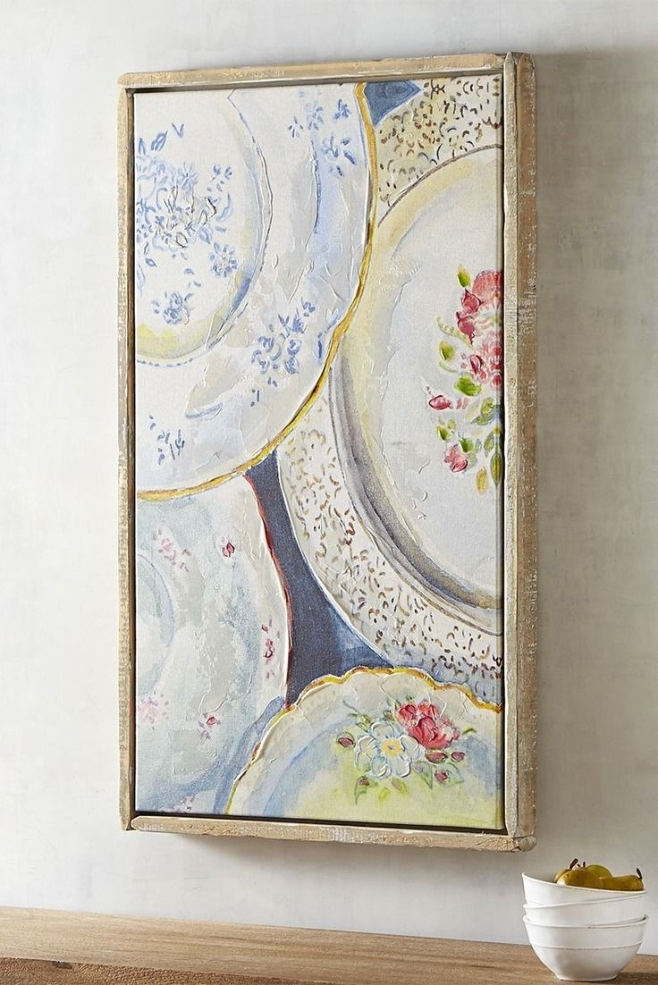 Most Popular Pier 1 Wall Art Inside Never Miss High Tea Again With This Wall Art From Pier (View 8 of 15)