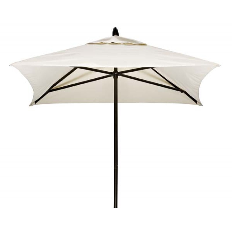 Most Popular Square Patio Umbrellas Inside Gorgeous Square Patio Umbrella Patio Market Umbrella Ashery Design (View 8 of 15)