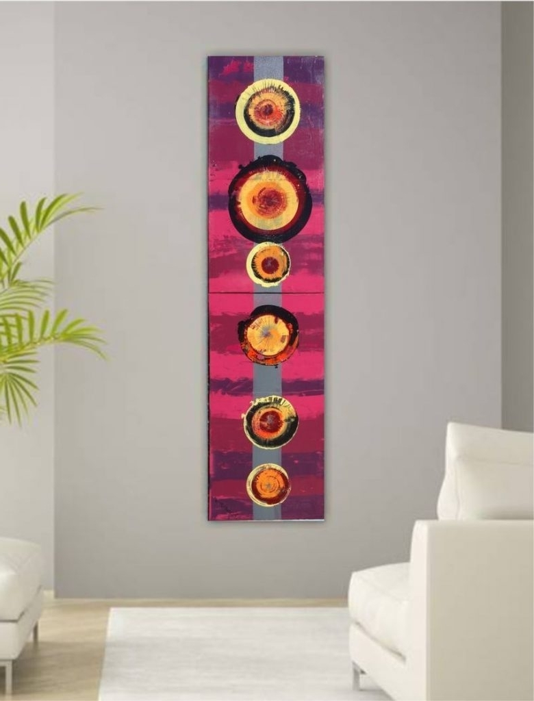 Most Popular Vertical Wall Art – Culturehoop For Vertical Wall Art (View 5 of 15)