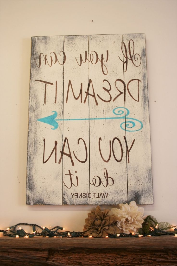 Most Popular Vintage Wall Art With Wall Decoration Inspirational Decor Art And On Home Studio Workspace (View 10 of 15)