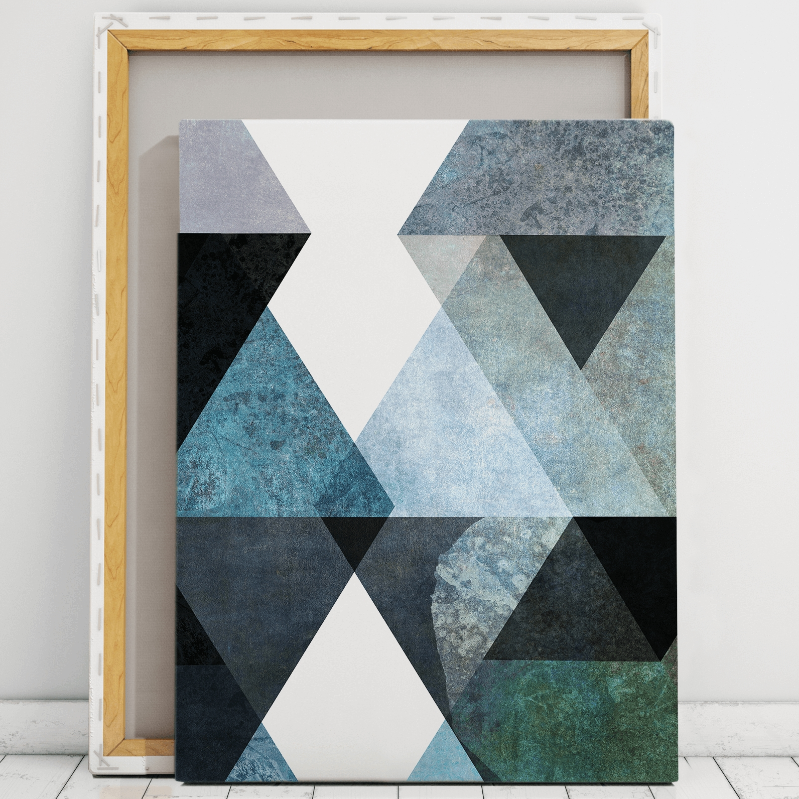 Most Recent Abstract Geometric Art (View 7 of 15)