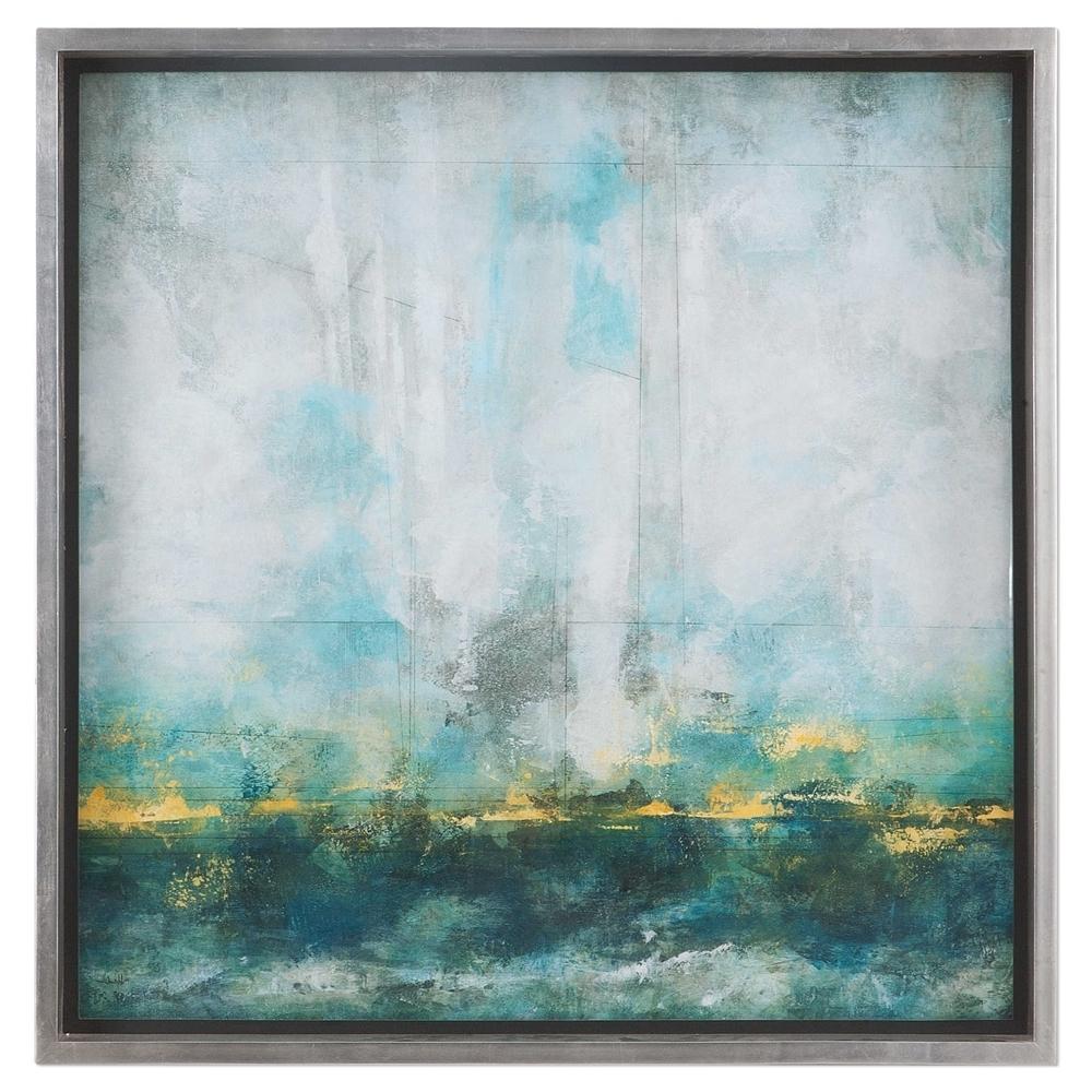 Most Recent Aqua Blue Wall Art — M (View 13 of 15)