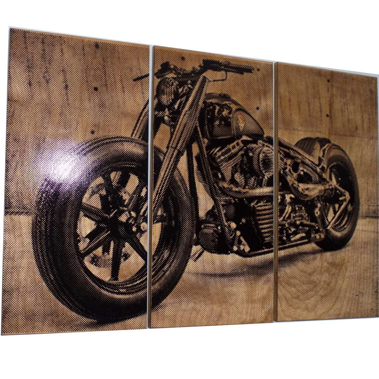 Most Recent Harley Davidson Wall Art Intended For Harley Davidson Prints Wall Art Fresh Harley Davidson Fatboy Softail (View 11 of 15)