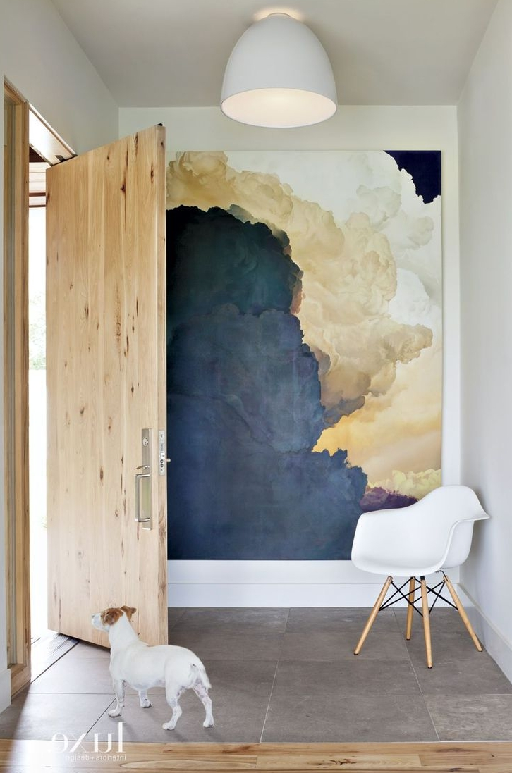Most Recent Impeccable Trend: Oversized Wall Art – Impeccable Nest Inside Oversized Wall Art (View 5 of 15)
