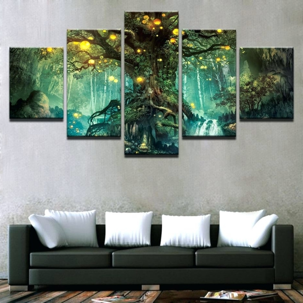 Most Recent Multi Panel Wall Art With Wall Arts 3 Panel Wall Art Target Large Multi Panel Canvas Wall With (View 8 of 15)