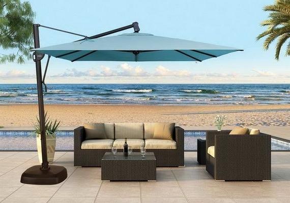Featured Photo of Patio Deck Umbrellas