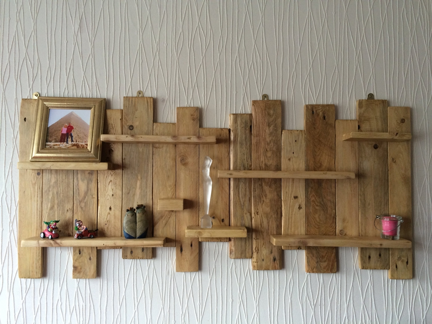Most Recent Pallet Wood Wall Art – Turbid Pertaining To Pallet Wall Art (View 5 of 15)