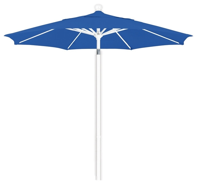 Most Recent Patio Umbrellas With White Pole In  (View 6 of 15)
