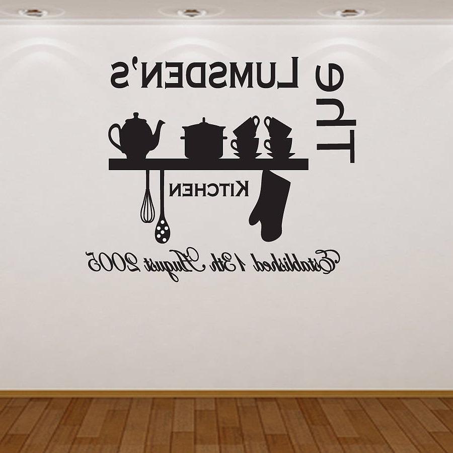 Most Recent Wall Art For Kitchen Regarding Kitchen : Best Kitchen Wall Art Wall Hanging Ideas Wall Artwork (View 3 of 15)