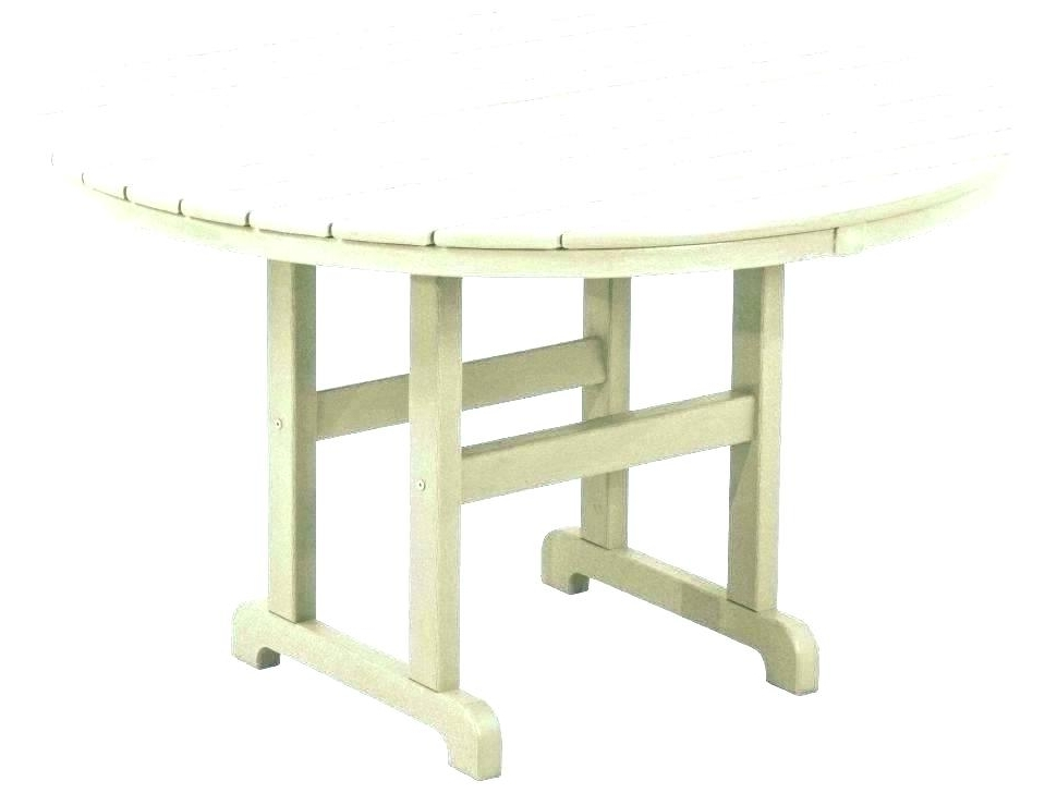 Most Recently Released Bistro Table With Umbrella Hole Umbrella For Table Umbrella Side With Regard To Patio Umbrellas With Accent Table (View 4 of 15)