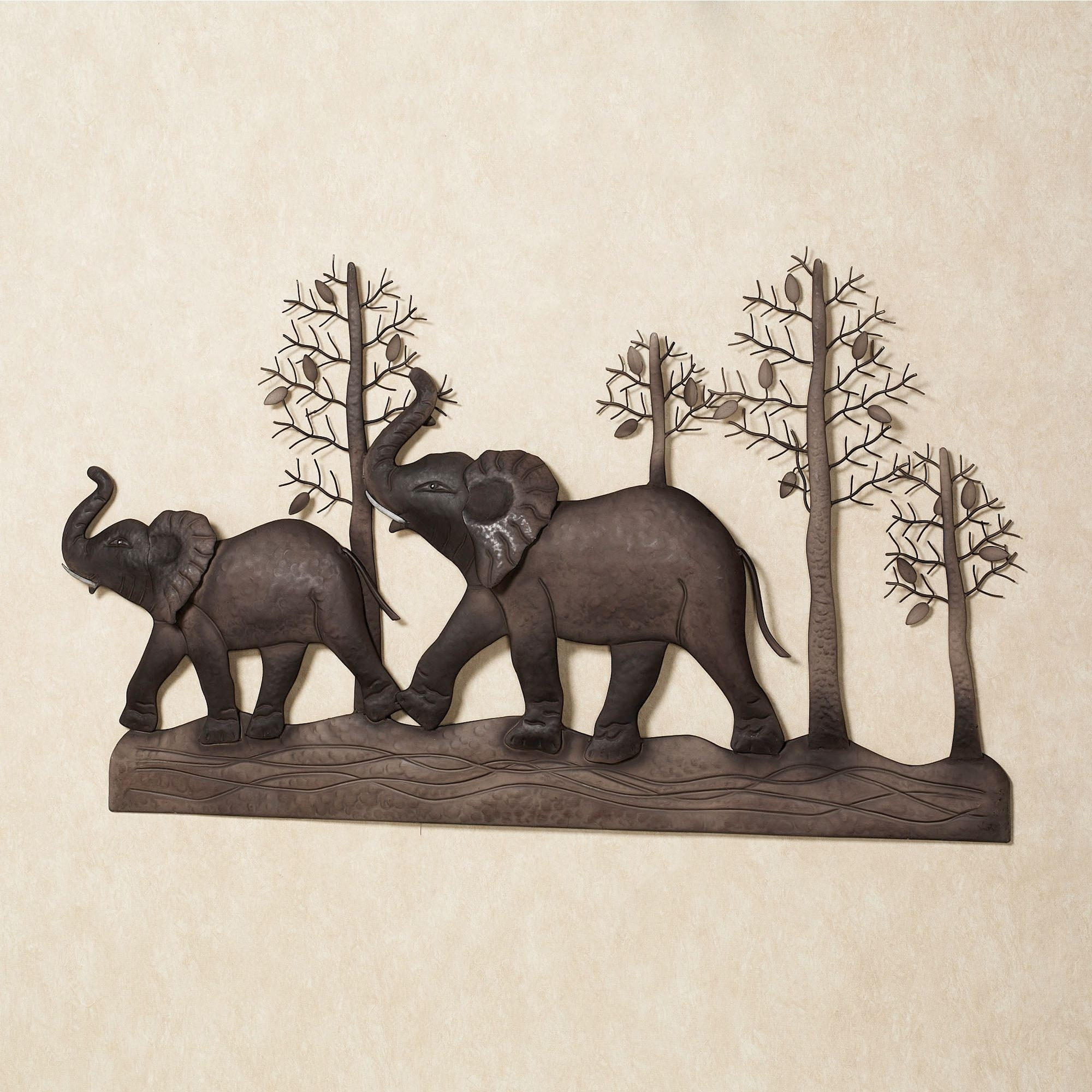 Most Recently Released Elephant Metal Wall Art With Elephant Wall Art (View 10 of 15)
