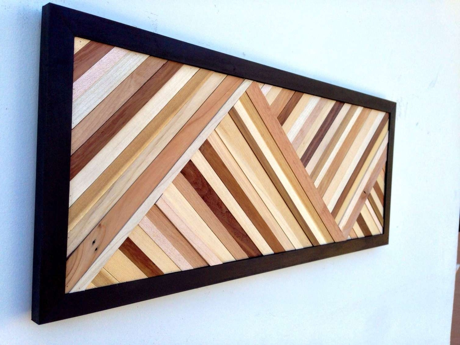 Most Recently Released Modern Wood Wall Art Reclaimed Wood Wall Art Diy Lovely Wood Wall Regarding Reclaimed Wood Wall Art (View 12 of 15)