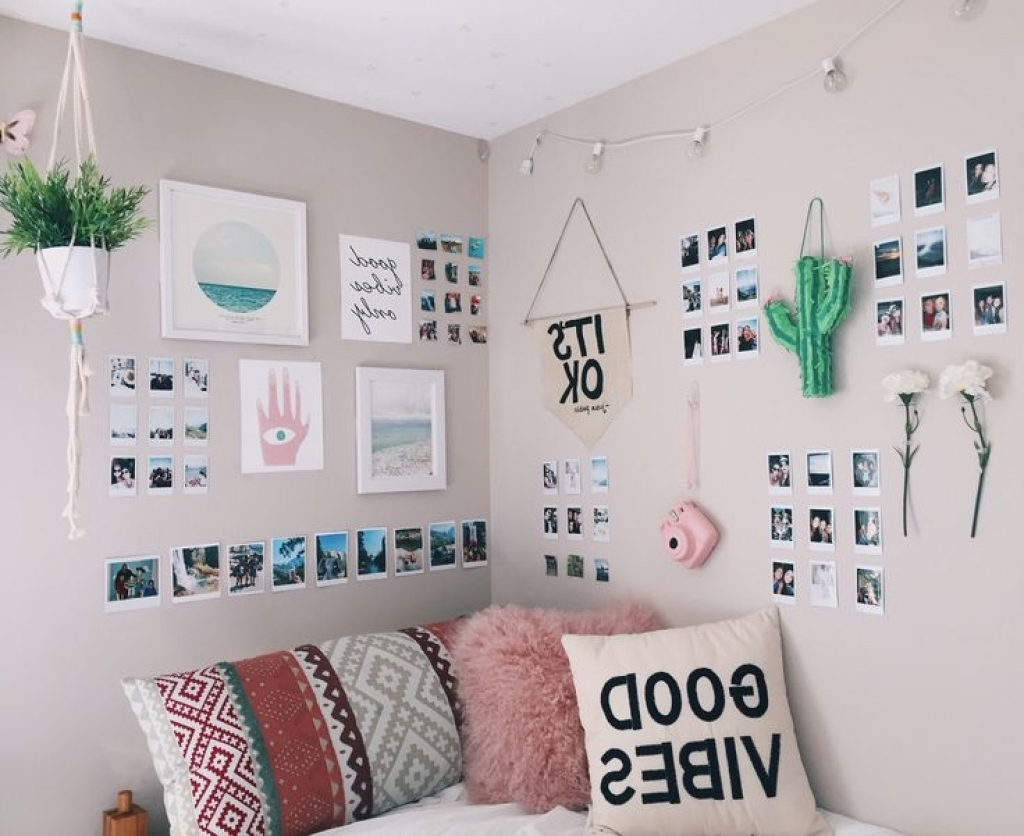 Most Recently Released Teen Wall Art For Art Walls Simple Diy Cute Wall Pinterest Decoration – Indianfebric (View 7 of 15)
