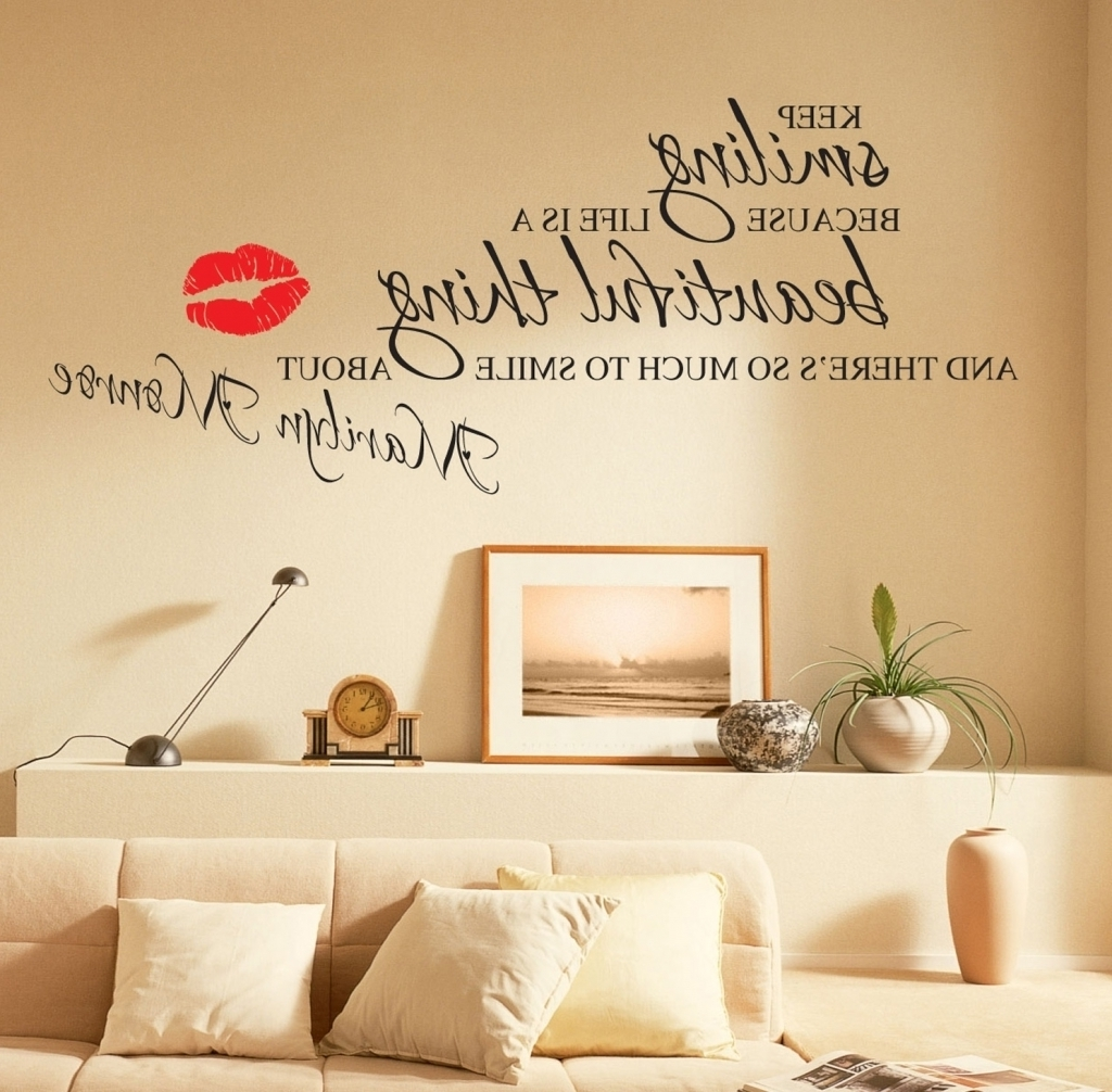 Most Recently Released Wall Art Sayings With Regard To Wall Art Stickers Quotes Rules Wall Stickers Sayings And With Regard (View 2 of 15)