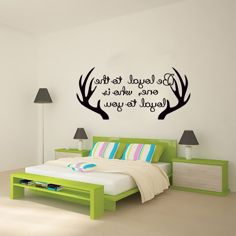 Most Recently Released Wall Decor Sayings Best Wall Decor Sayings – Wall Decoration Ideas In Wall Art Sayings (View 5 of 15)