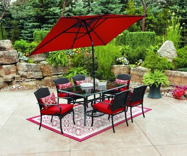 Most Recently Released Walmart Umbrellas Patio In Furniture Wrought Iron Walmart Patio Umbrella Stand (View 5 of 15)