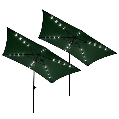 Most Recently Released Yescom Patio Umbrellas Regarding Yescom 10' X  (View 15 of 15)
