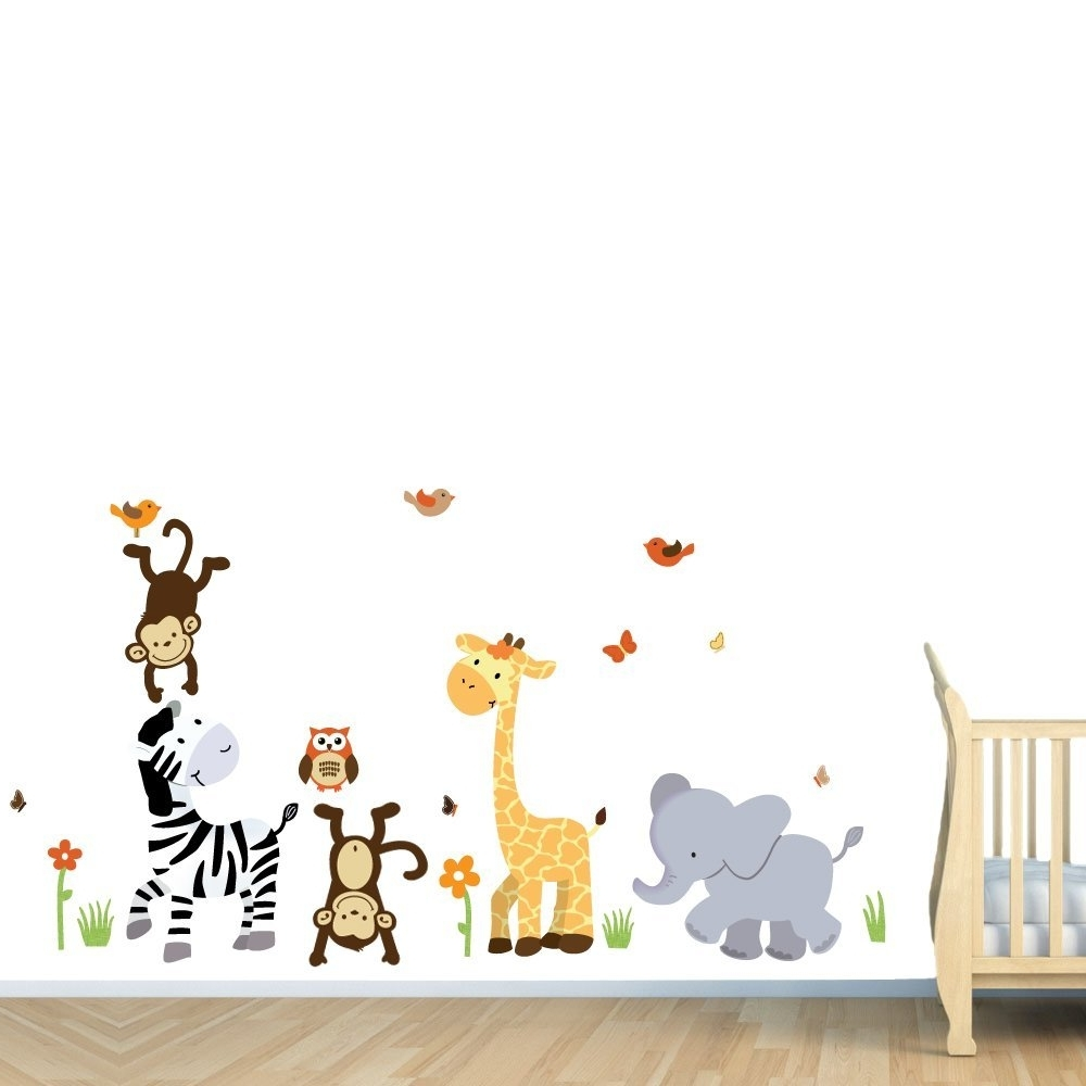 Most Up To Date Baby Room Wall Decor – Interior4You Intended For Baby Wall Art (View 10 of 15)