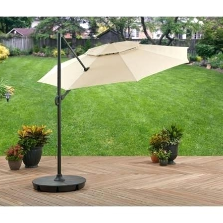 Most Up To Date Beautiful Patio Umbrellas At A Patio Walmart Outdoor Umbrella Base Within Patio Umbrellas And Bases (View 7 of 15)