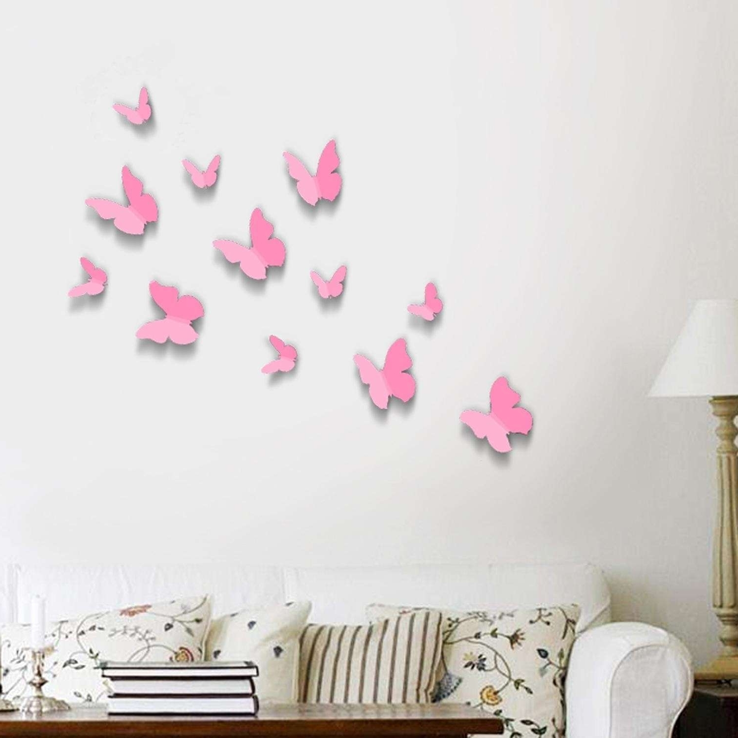 Most Up To Date Butterfly Wall Art In D Butterfly Wall Decor Best Of Best Collection Of Butterflies D Wall (View 7 of 15)