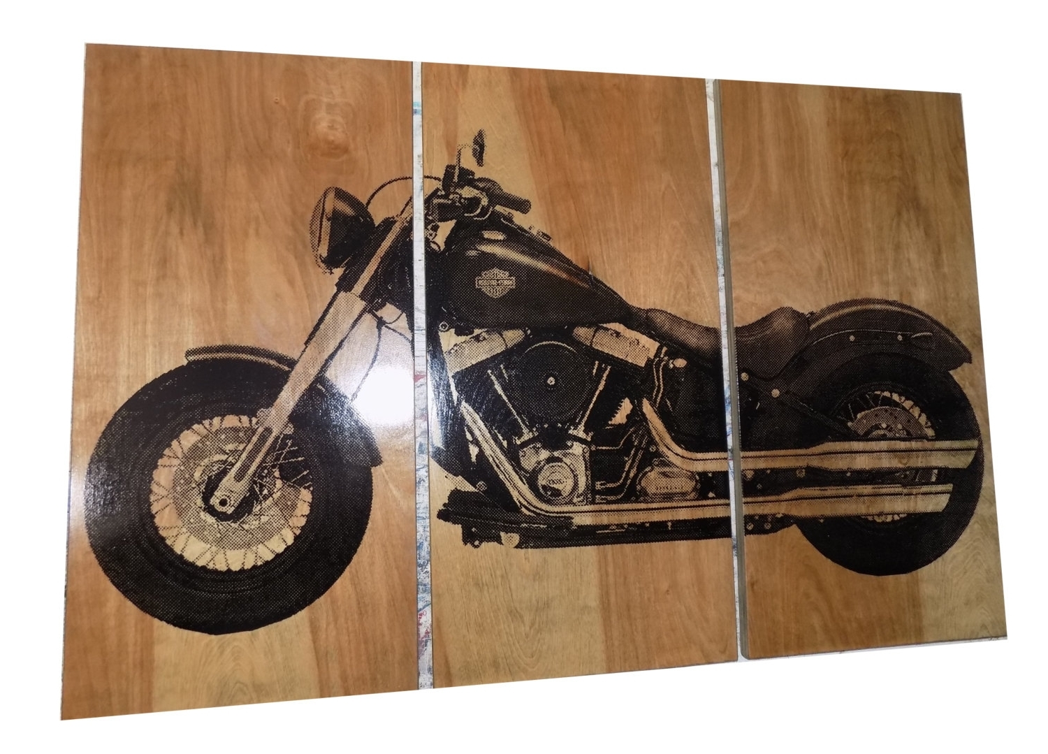 Most Up To Date Harley Davidson Soft Tail Nice Harley Davidson Wall Art – Prix Dalle Pertaining To Harley Davidson Wall Art (View 12 of 15)