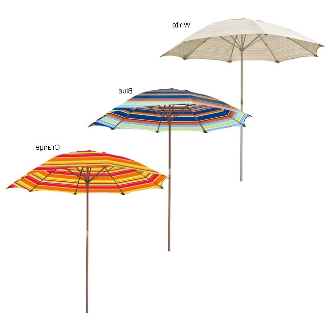 Most Up To Date Kmart Patio Umbrellas Regarding Stylish Kmart Patio Umbrellas Patio Umbrella Table Backyard Exterior (View 12 of 15)
