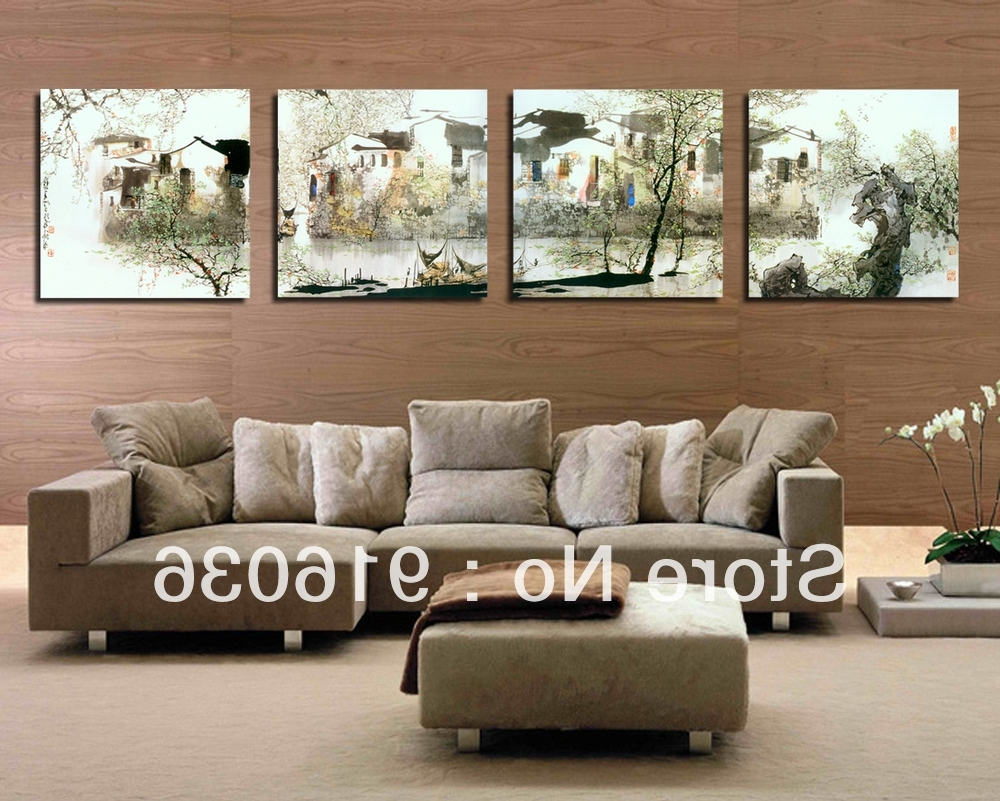 Most Up To Date Living Room Painting Wall Art Within Canvas Prints For Living Room And Bedroom (View 14 of 15)