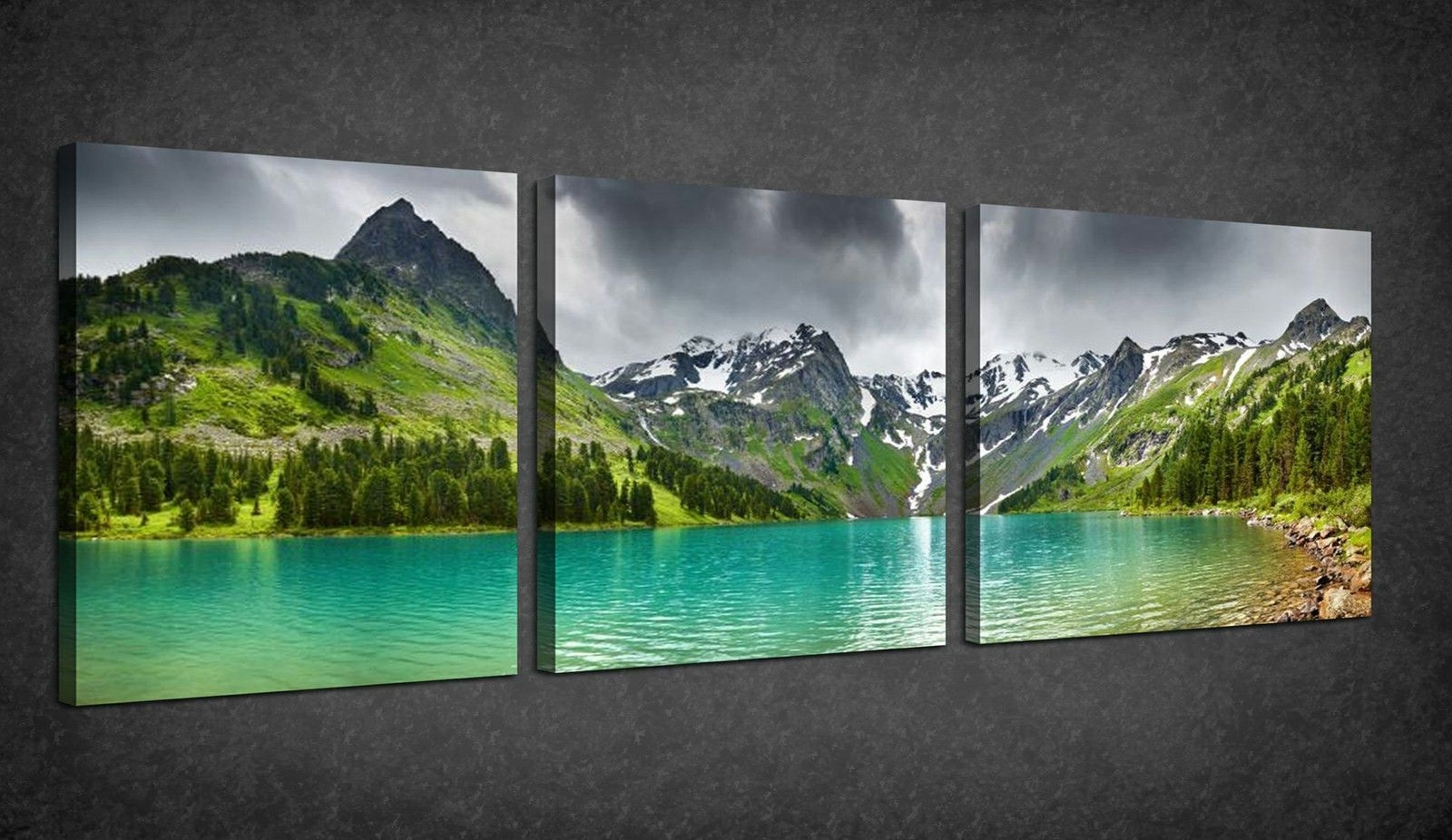 Most Up To Date Panoramic Wall Art For Compact Draw Panoramic Canvas Wall Art Eye Most Important Feel (View 3 of 15)