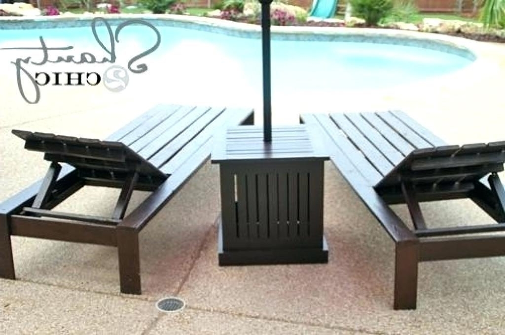 Most Up To Date Patio Umbrella Side Tables For Outdoor Umbrella Side Table Various Outdoor Umbrella Side Table At (View 4 of 15)