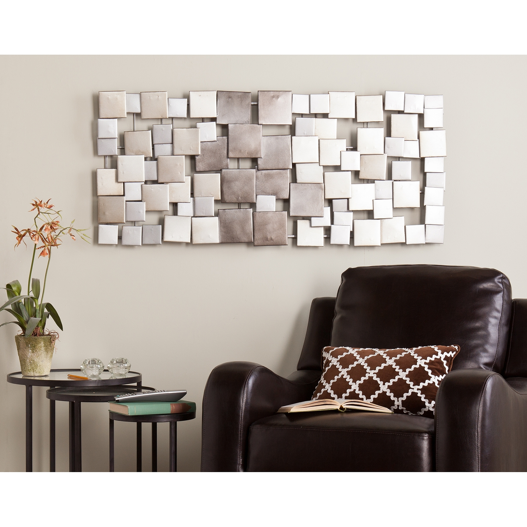 Most Up To Date Walmart Wall Art With Regard To Holly & Martin Wavson Wall Sculpture – Walmart (View 2 of 15)