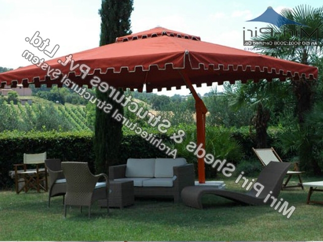 Mp – Jumbo Garden Umbrella – jumbo Garden Umbrella manufacturers Within Famous Jumbo Patio Umbrellas (View 2 of 15)