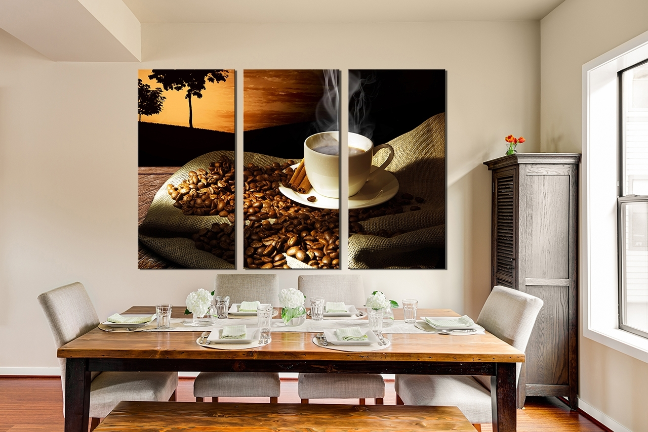 Multi Piece Wall Art For Well Known Canvas Prints Piece Black Cute Multi Piece Wall Art – Prix Dalle (View 7 of 15)