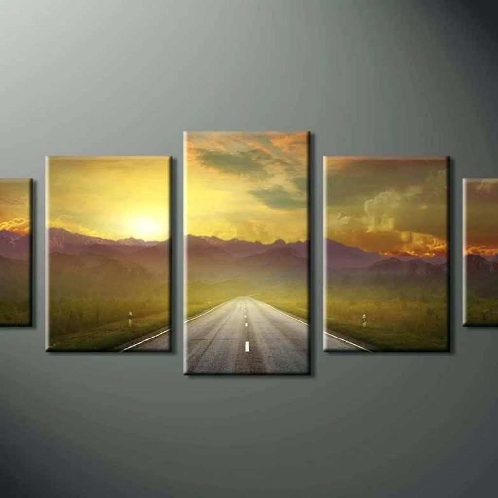 Multi Piece Wall Art Throughout Most Up To Date 3 Canvas Wall Art Elegant 20 Choices Of Multi Piece Canvas Wall Art (View 7 of 15)