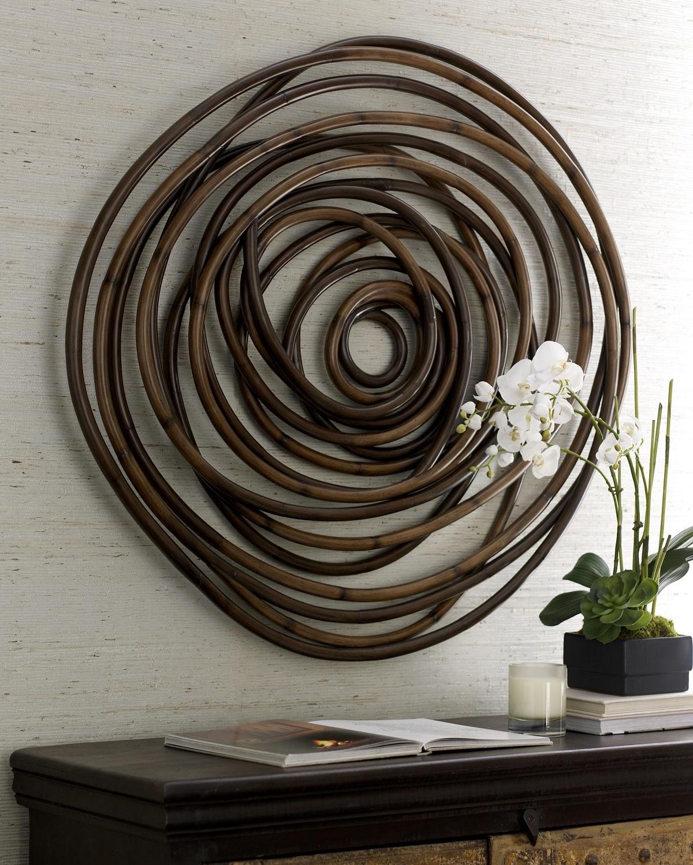 Neiman Marcus Regarding Circle Wall Art (View 5 of 15)