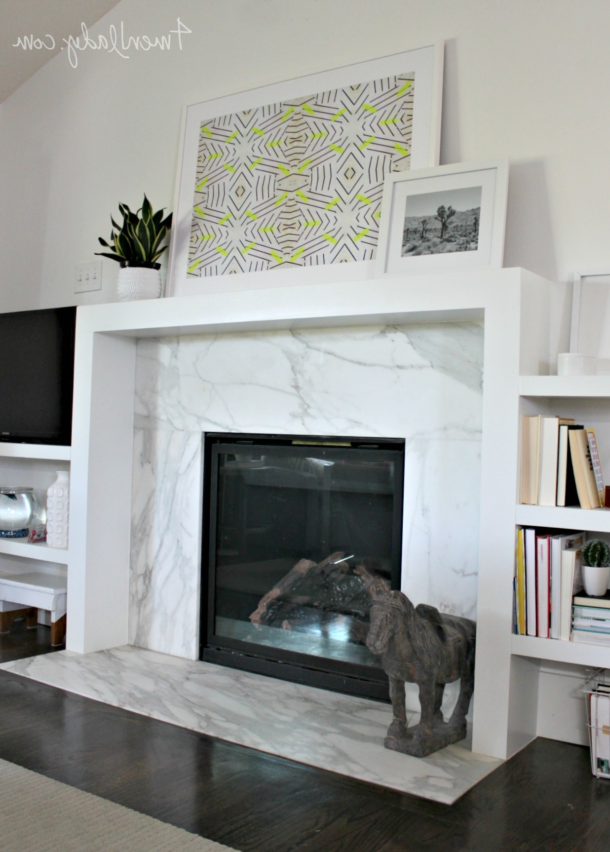 New Art For My Living Room From Artfully Walls (View 4 of 15)