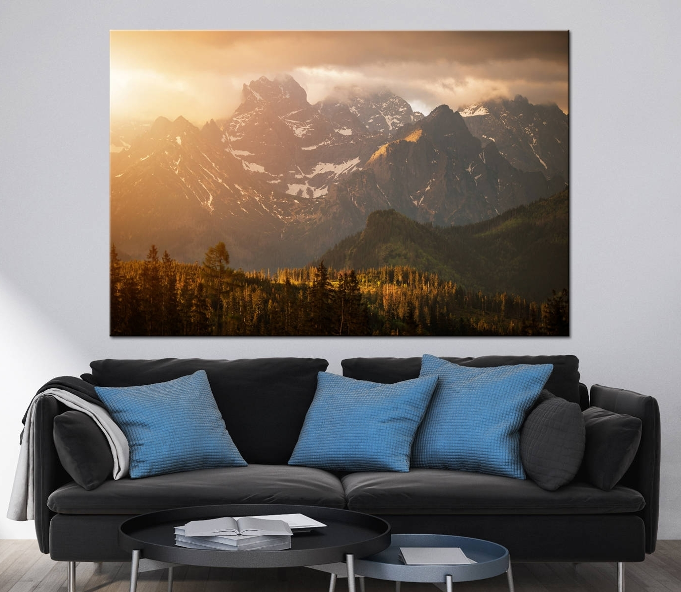 New Canvas Wall Art Nature (View 2 of 15)
