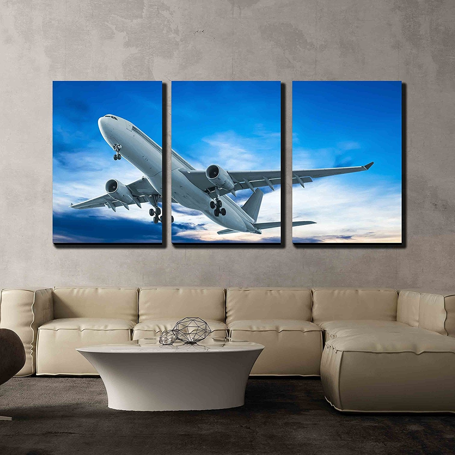 Newest Aviation Wall Art Pertaining To Blue Aviation Wall Art : Andrews Living Arts – Cool Themed Aviation (View 9 of 15)