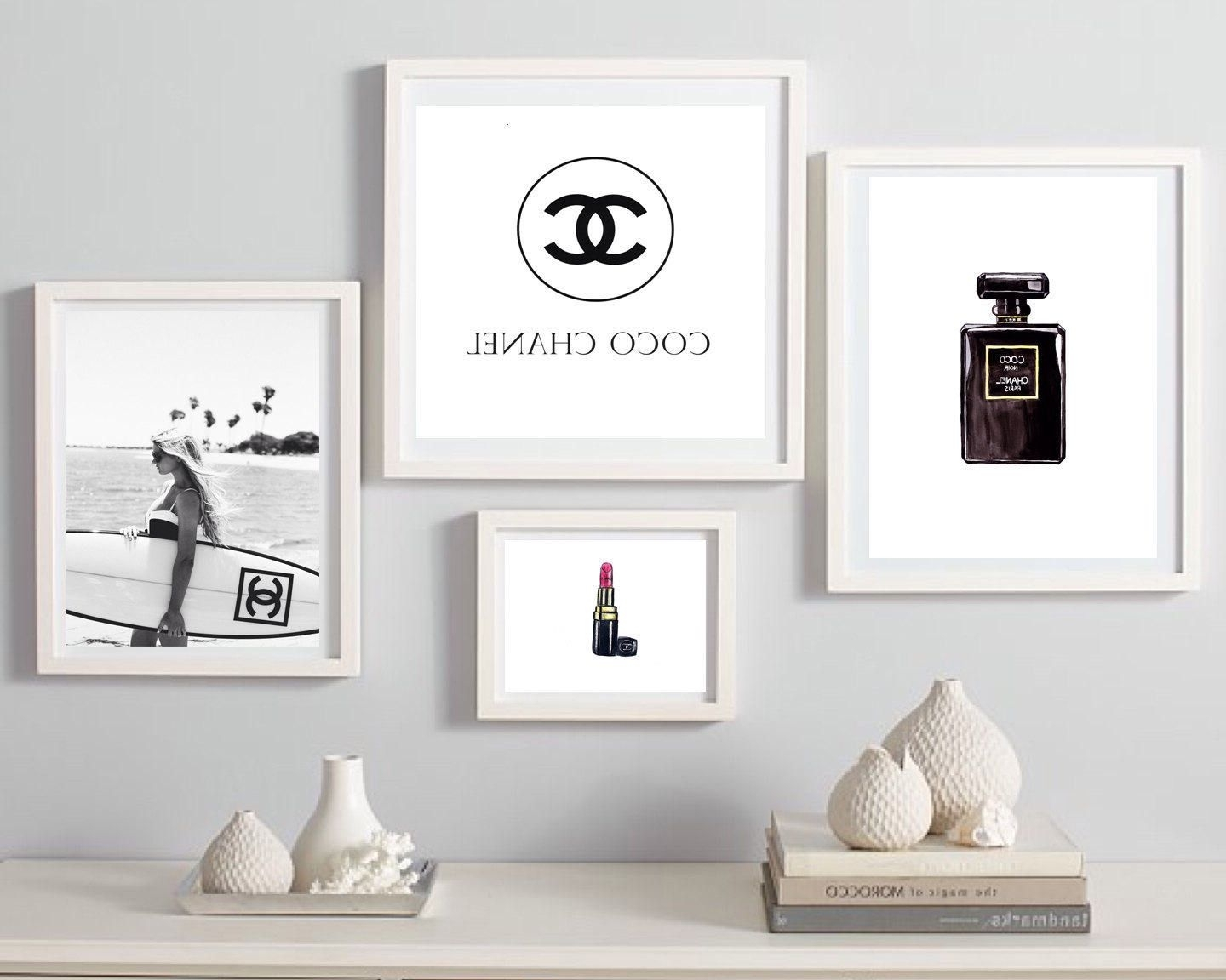 Featured Photo of Fashion Wall Art