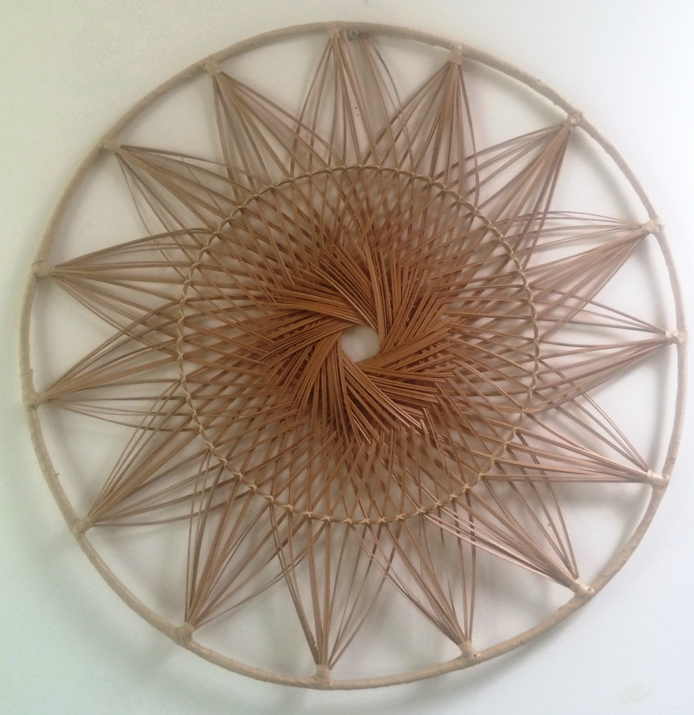 Newest Ingenious Design Ideas Woven Basket Wall Art Vintage Hanging Large Pertaining To Woven Basket Wall Art (View 3 of 15)
