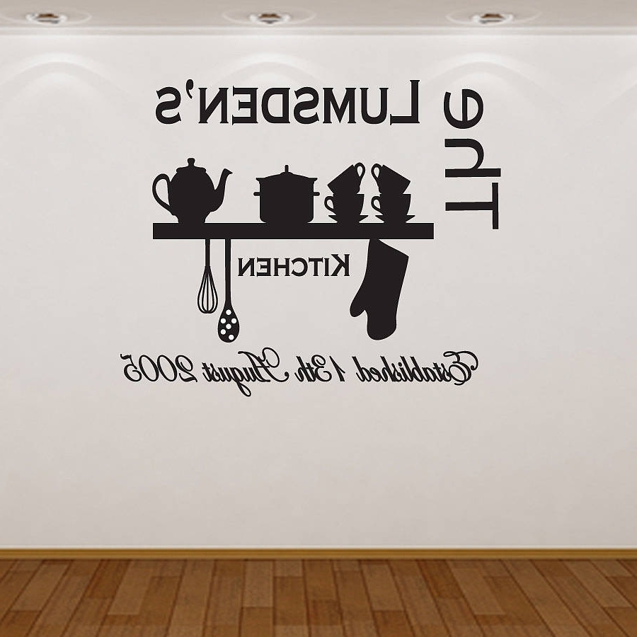 Newest Kitchen : Best Kitchen Wall Art Wall Hanging Ideas Wall Artwork With Regard To Kitchen Wall Art (View 10 of 15)