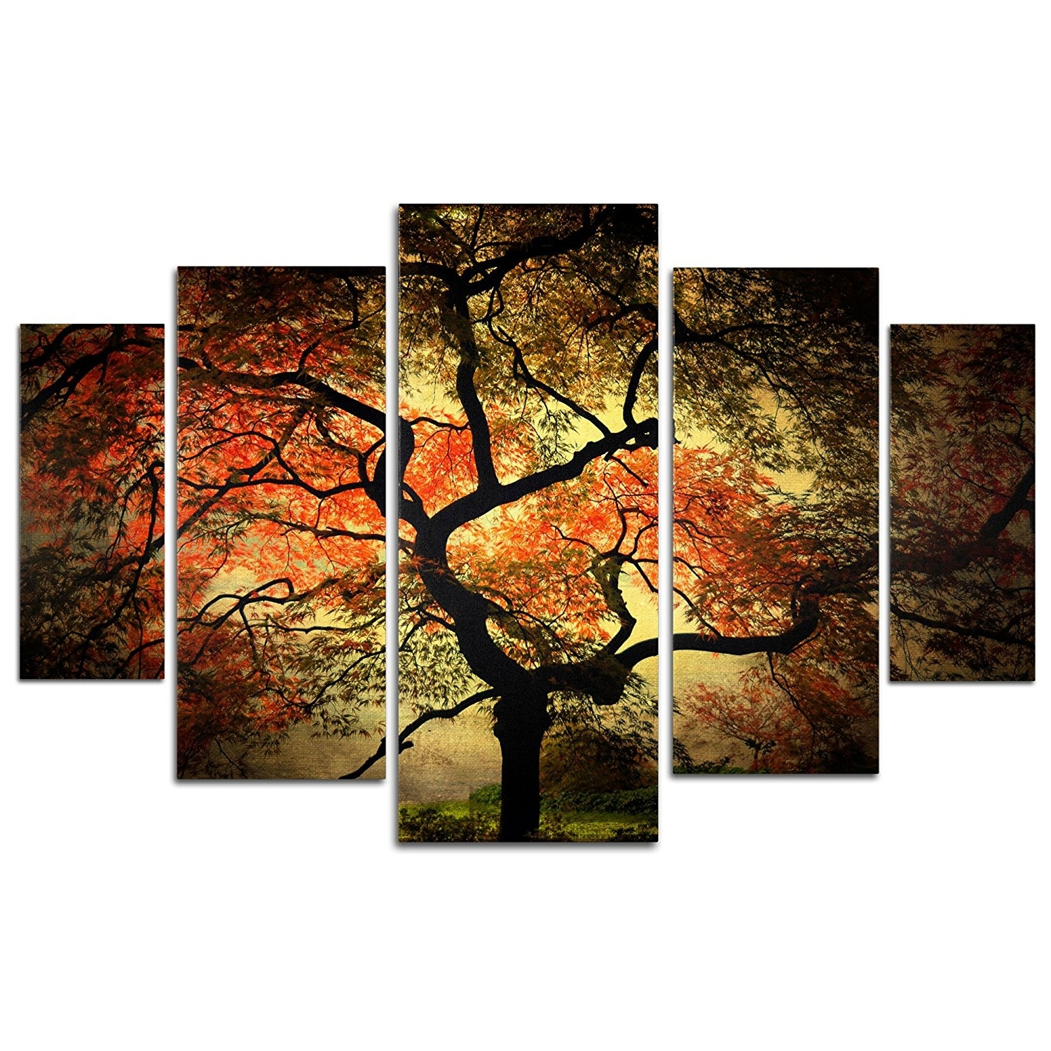 Newest Multi Panel Wall Art Intended For Bjinj Epic Panel Wall Art – Wall Decoration And Wall Art Ideas (View 13 of 15)
