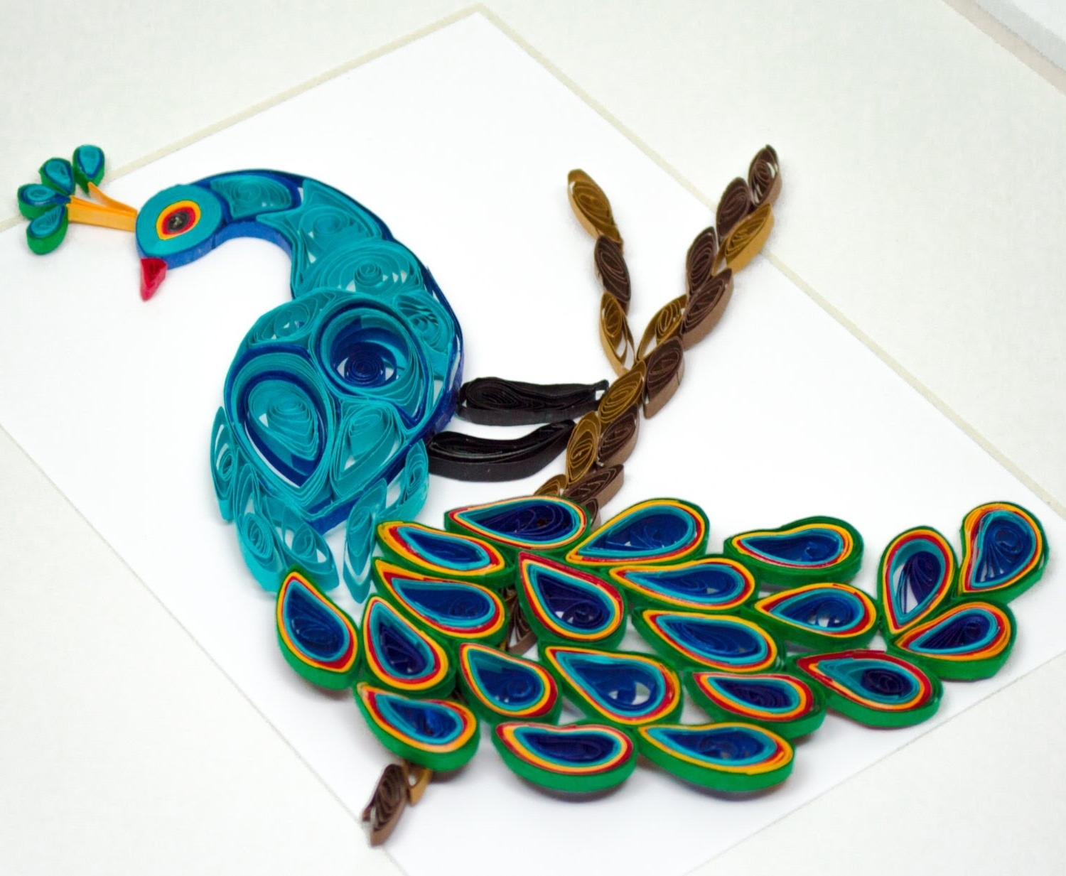 Newest Peacock Wall Art Throughout Peacock Wall Decor # Peacock Wall Decor Hanging – Youtube (View 7 of 15)
