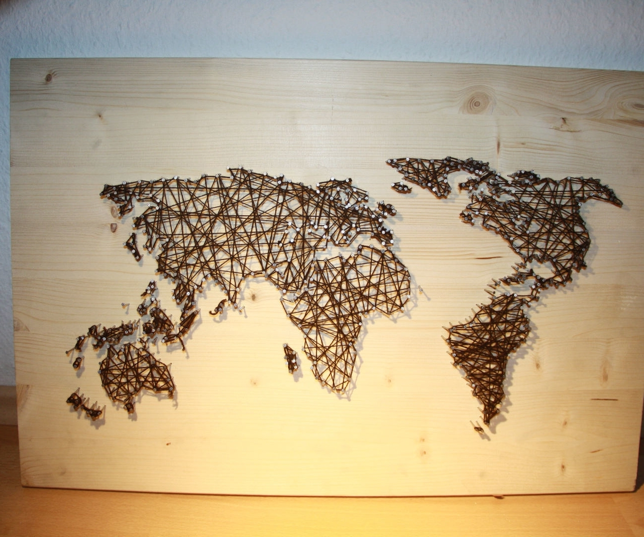 Newest String Map Wall Art In Wall Nail Art Gallery – Easy Nail Designs For Beginners Stepstep (View 15 of 15)