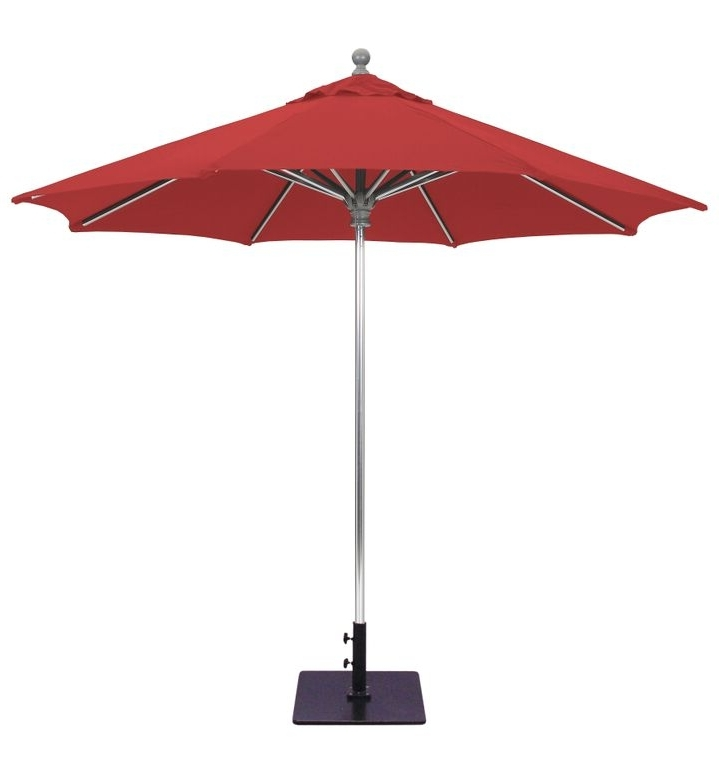 Newest Sunbrella Market Umbrella Collection From $ (View 6 of 15)