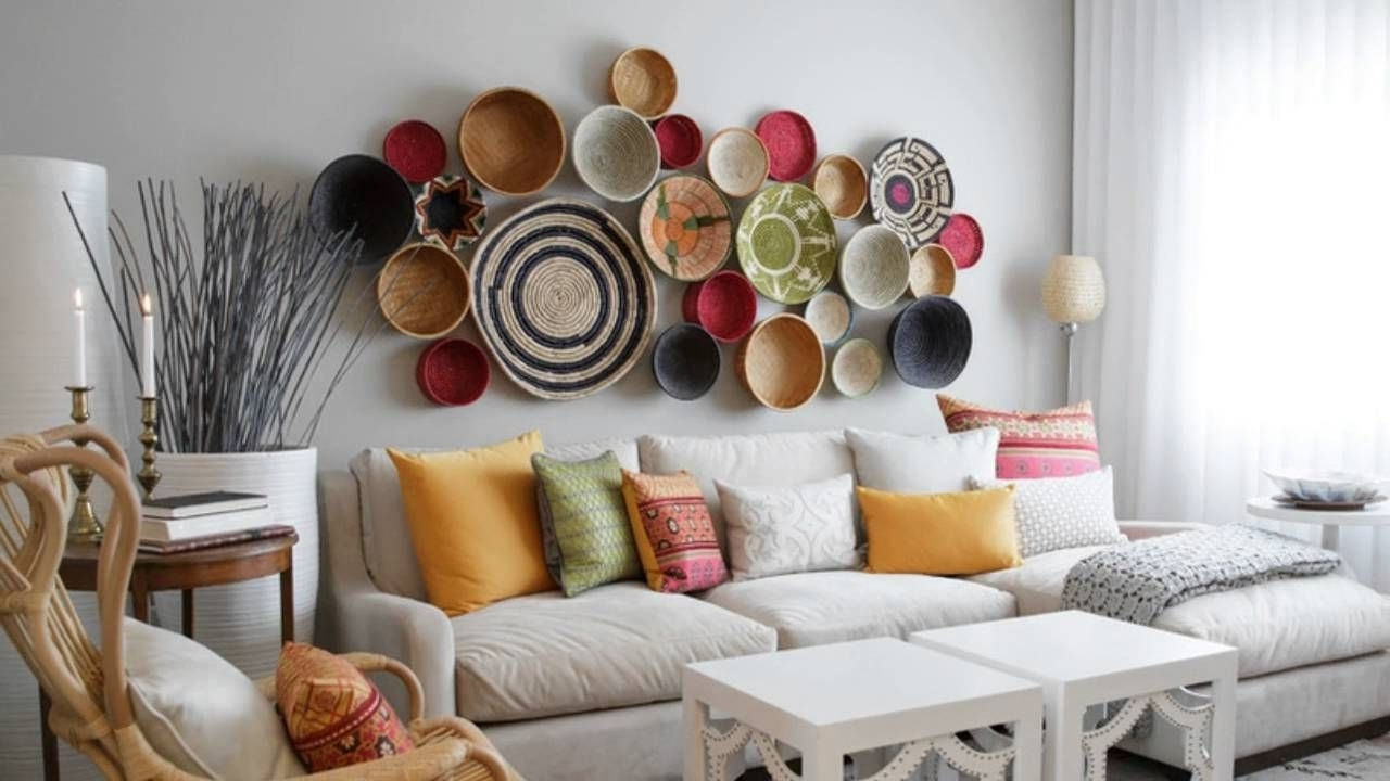 Newest The Best Decoration Diy Room Decor And Organization Ideas Wall For Regarding Wall Art Ideas For Living Room (View 5 of 15)
