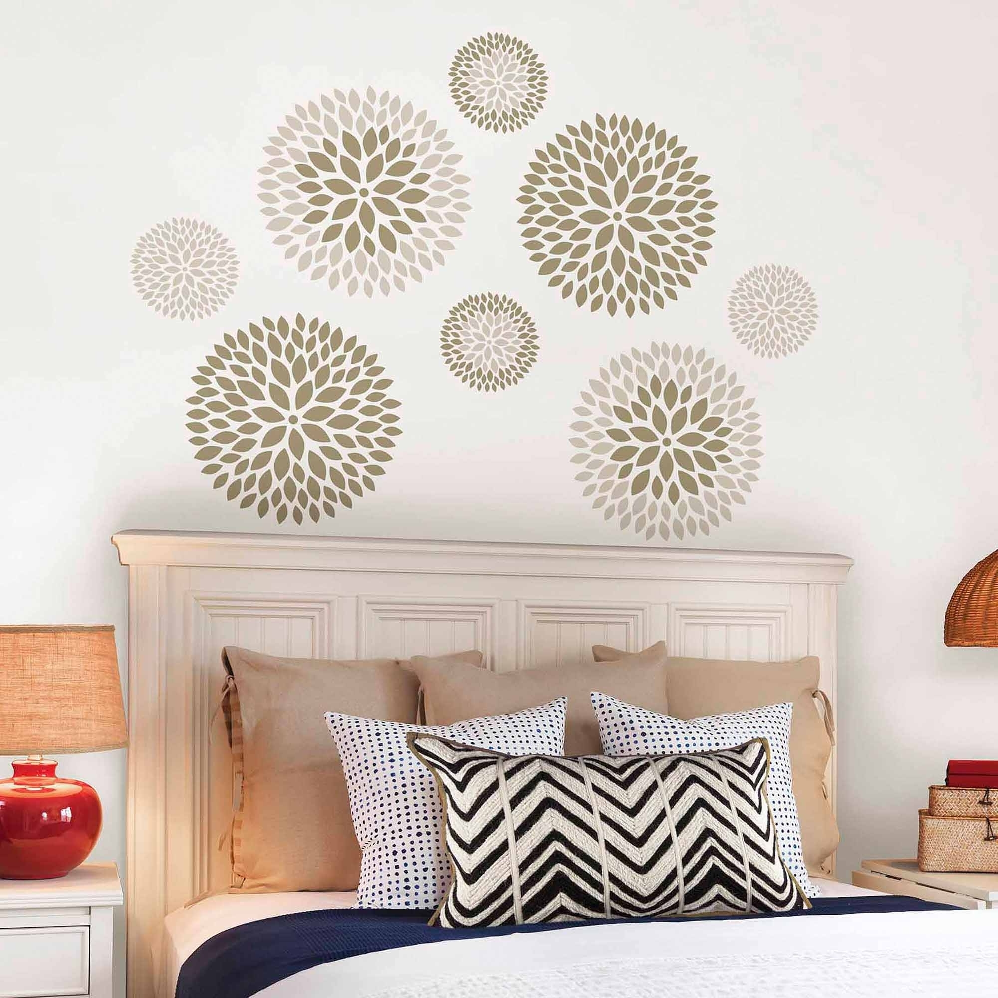 Newest Vinyl Wall Decals Walmart Awesome Fine Walmart Wall Art Decor Inside Wall Art At Walmart (View 5 of 15)