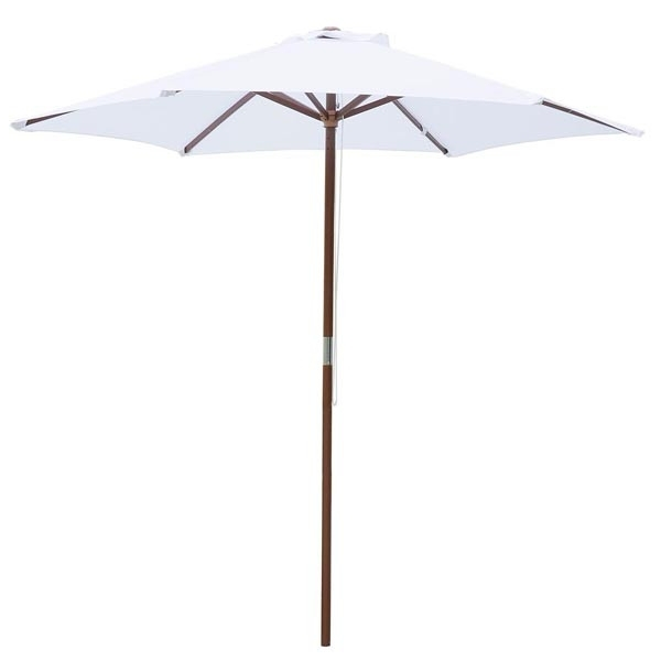 Newest Wooden Patio Umbrellas With Regard To 8 Foot Wooden Patio Umbrella Adorable Wooden Patio Umbrellas – Home (View 8 of 15)
