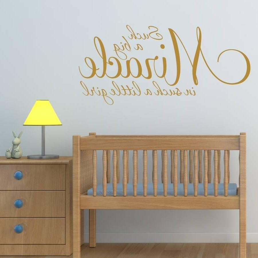 Notonthehighstreet Pertaining To Nursery Wall Art (View 10 of 15)