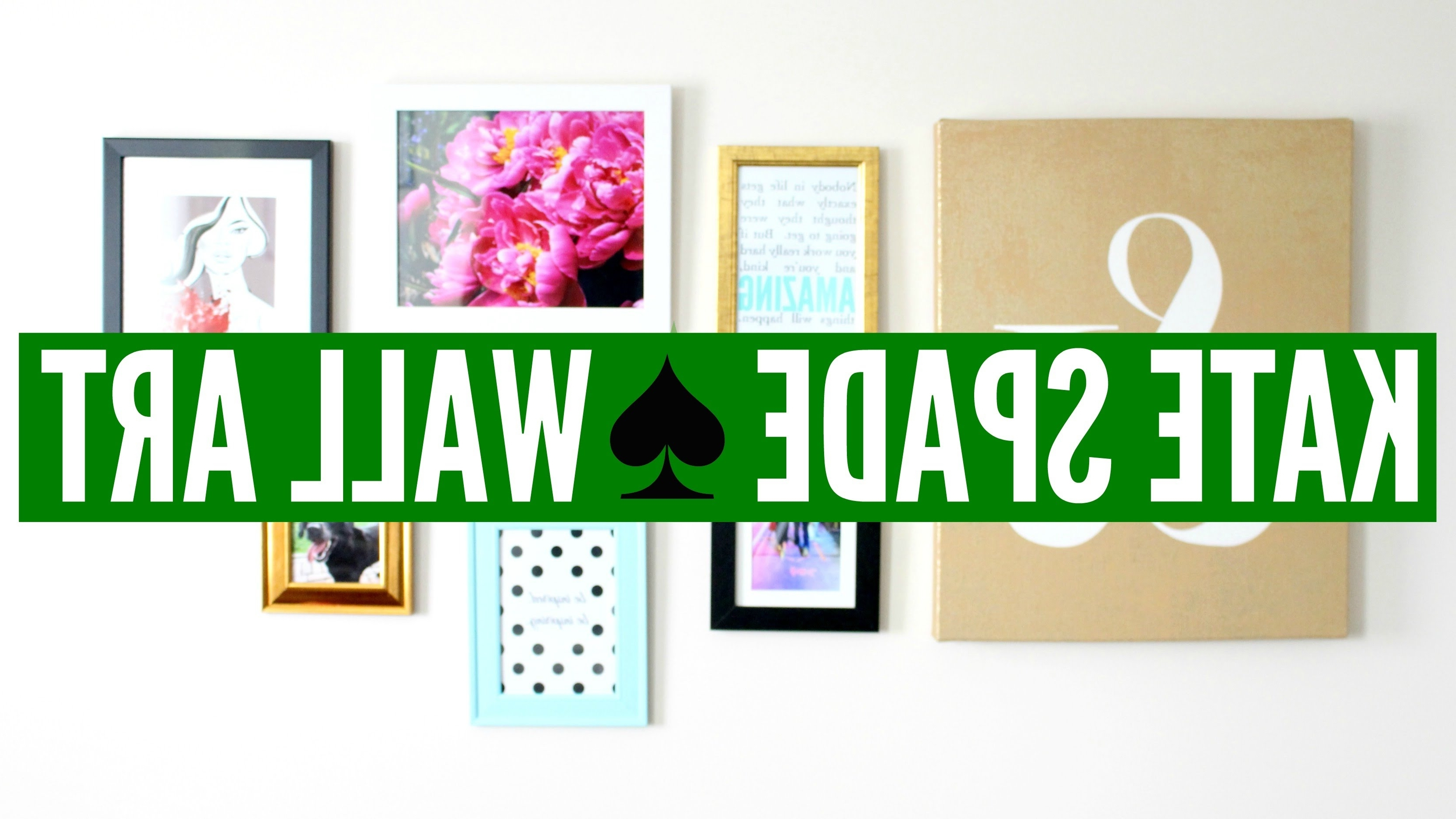 Featured Photo of Kate Spade Wall Art